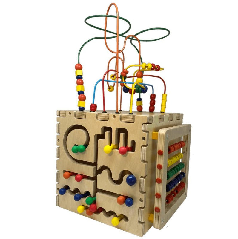 Deluxe Mini Play Cube Anatex