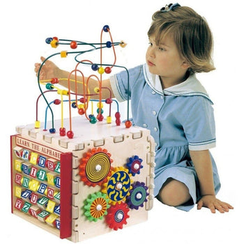 Deluxe Mini Play Cube Made in the USA