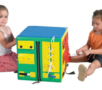 Developmental Play Cube - CF332-473