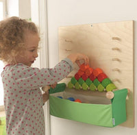 Dice Sensory Wall Activity Panel