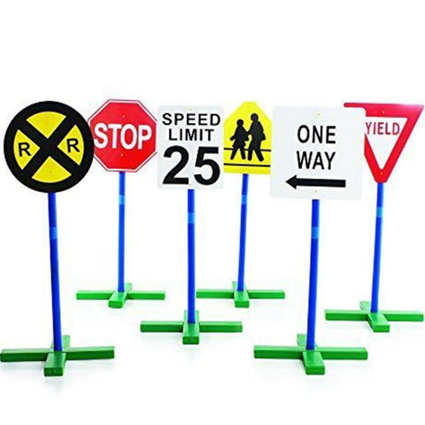 Drive Time Traffic Signs