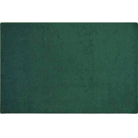 Endurance Forest Green Area Rug