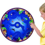 Fishin A-Round Wall Toy | Playscapes Gressco 20-SSE-000