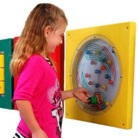 Flipper Wall Panel Toy