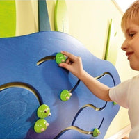 HABA Frog Pond Wooden Wall Panel