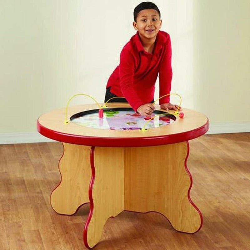 Fruit & Veggie Magnetic Play Table - Gressco 15-MPT-FV