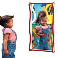 Fun House Giggle Wall Mirror