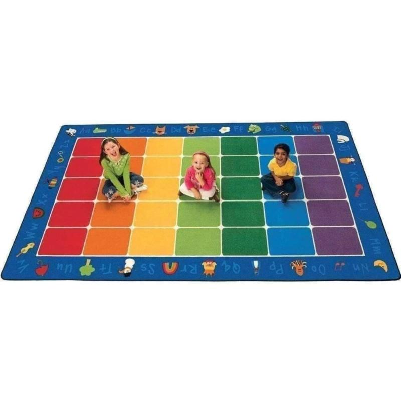 Fun with Phonics Factory Second Rug