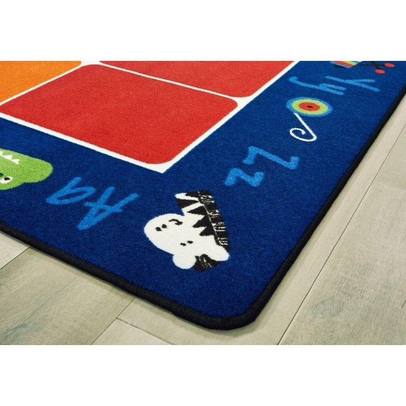 Fun with Phonics Rug