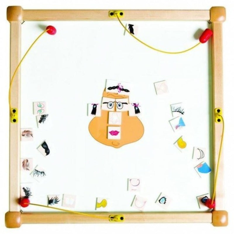 Funny Face Activity Table - Y1402226 Children's Furniture Company