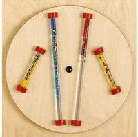 Glitter Rods Activity Wall Panel- 120371 HABA