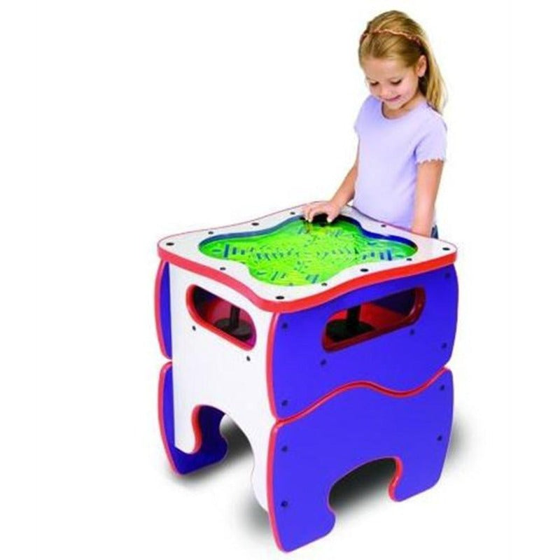 Glow Maze Activity Play Table - Playscapes 15-GBT-000