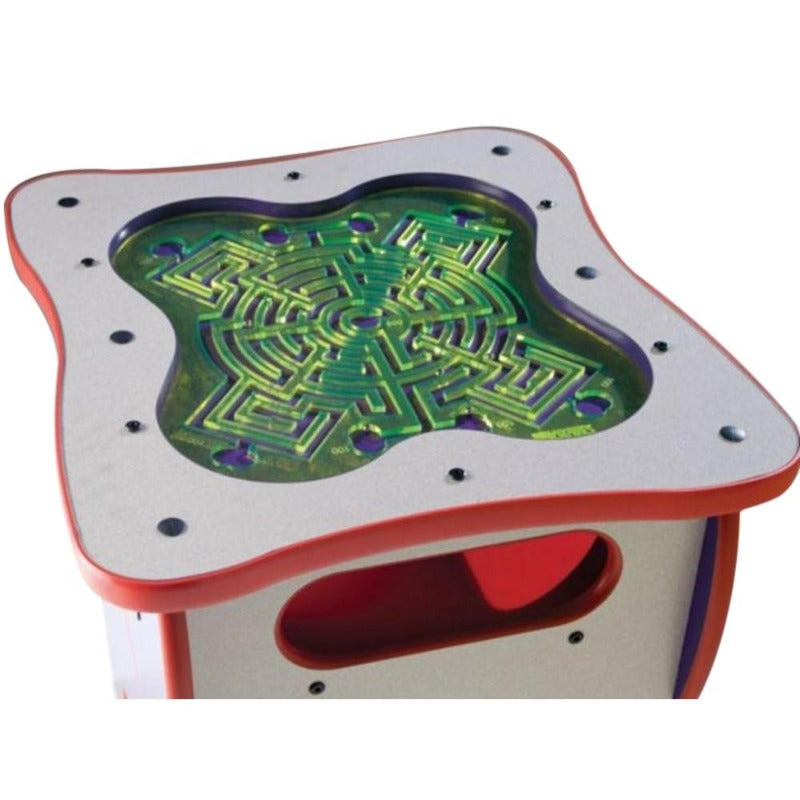 Glow Maze Activity Table