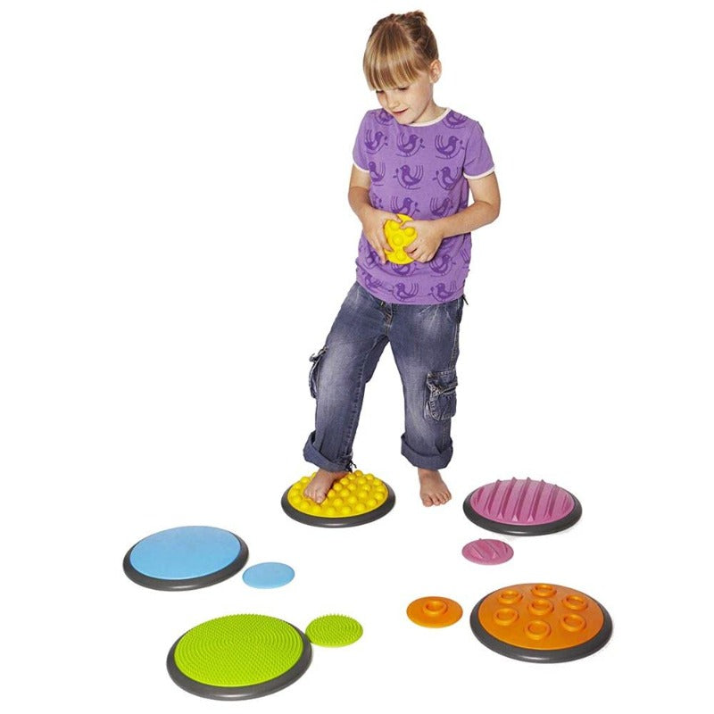 Gonge Children's Tactile Discs - Set 1