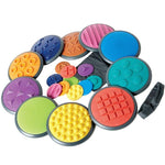 Gonge Therapy Tactile Discs Set of 10 - G-2116