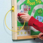 Gressco Magnetic Wall Toy Wands