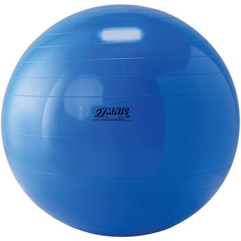 "Gymnic Classic 26"" Blue Therapy Ball"