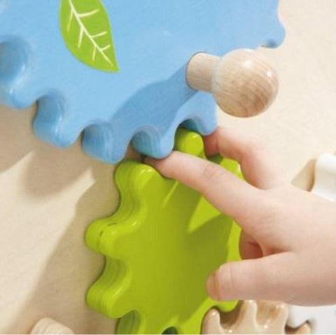 Haba Grow.upp Gears Wheels Wall Activity - 121103