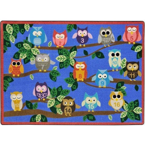 It's A Hoot Rug