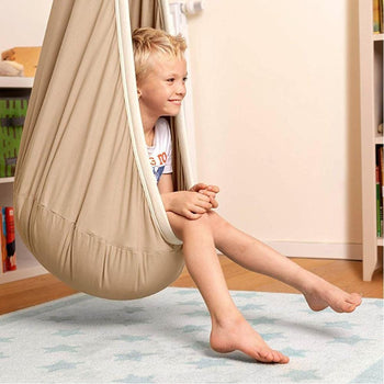 Joki Teddy Hanging Nest Swing with Suspension