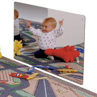 "Jonti-Craft 24"" x 48"" Large Acrylic Mirror"