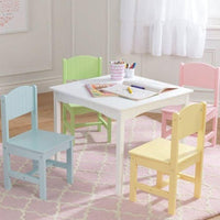 KidKraft Pastel Nantucket Table Set