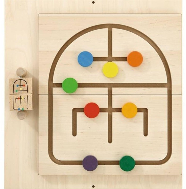 Labyrinth Maze Wall Panel - HABA 023139