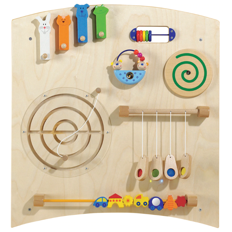 Sensory Learning Wall - 3 Piece Set - 20-LWS-100