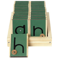 Lowercase Motor Letters Learning Toy