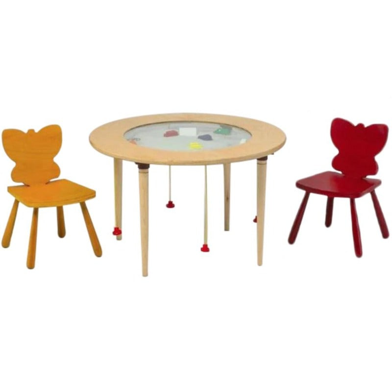 Magnetic Activity Round Activity Sand Table