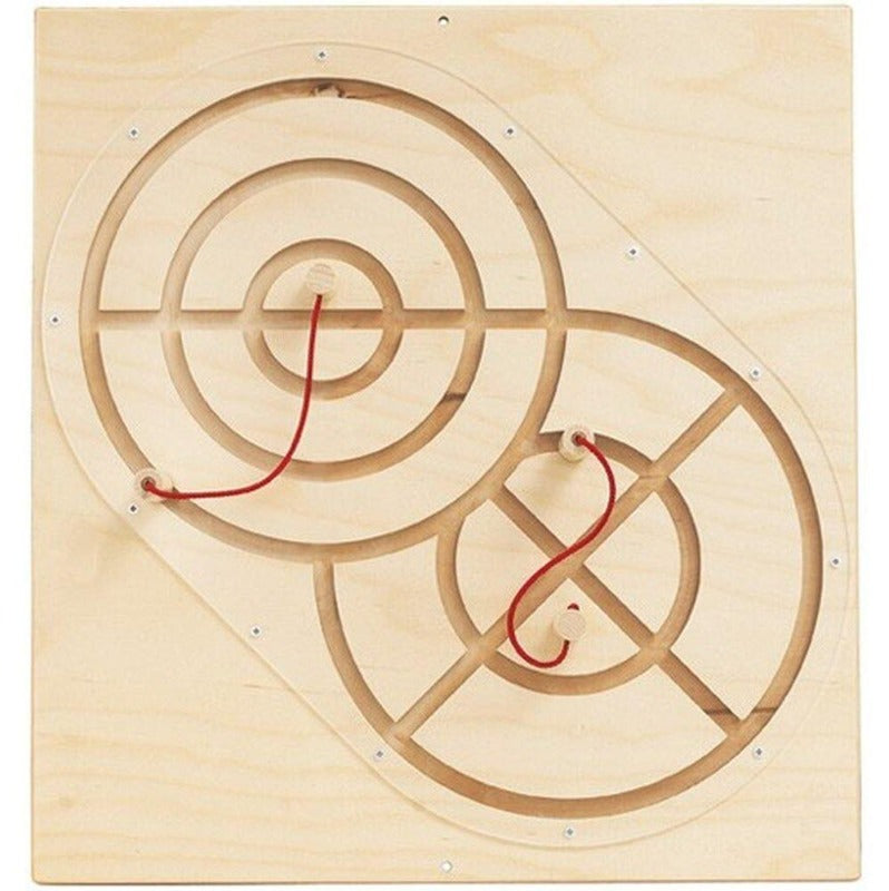 Magnetic Track Sensory Wall Toy