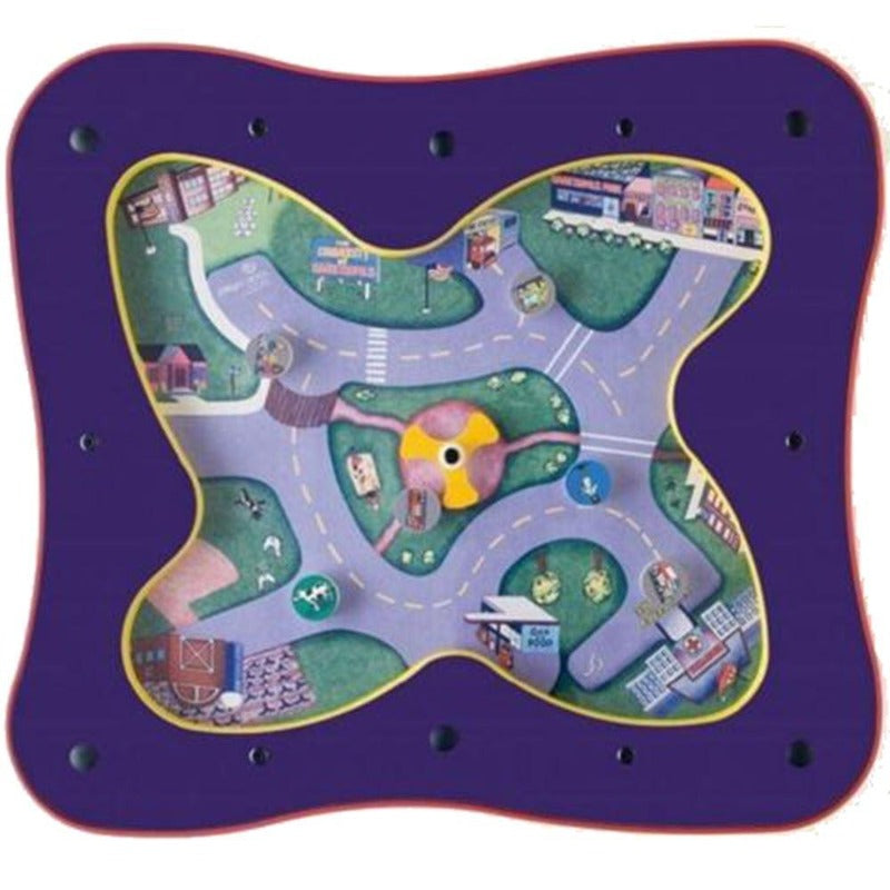 Magnetown Activity Table
