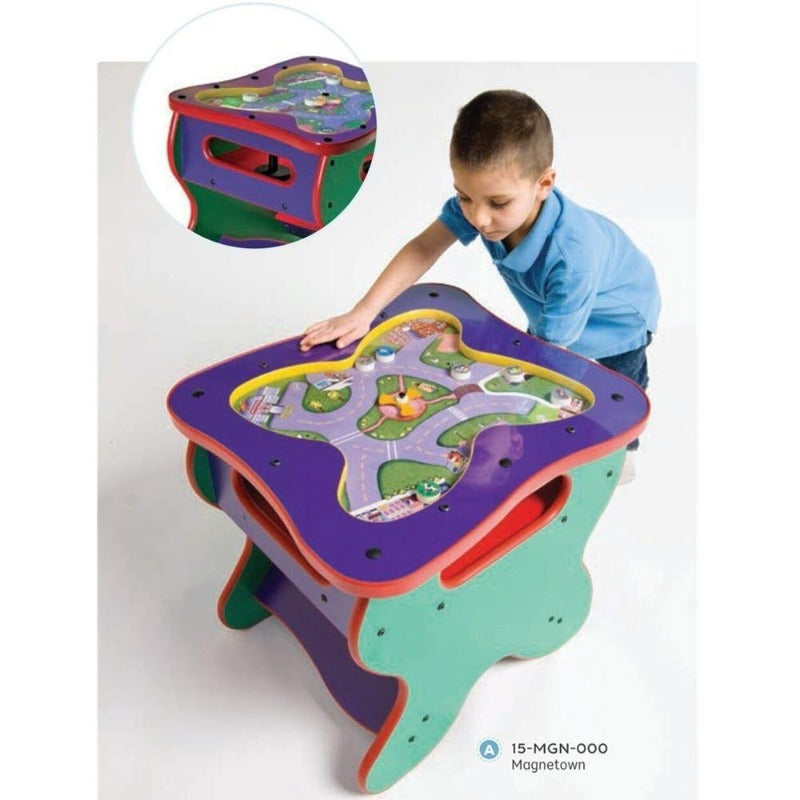 Magnetown Activity Table - 15-MGN-000