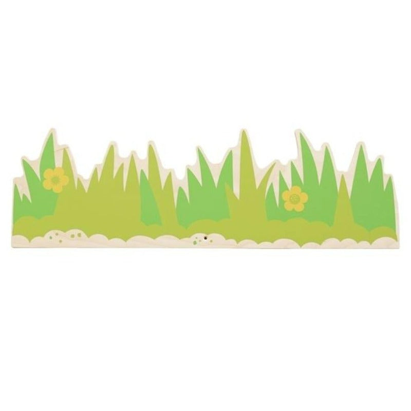 Meadow Grass Wooden Play Wall Decoration
