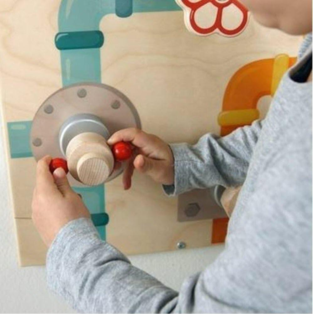 Mechanic Sensory Wall Activity Panel