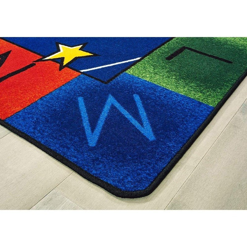Milky Play Factory Second Rug