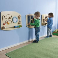 Motor Skills A Learning Wall Panel