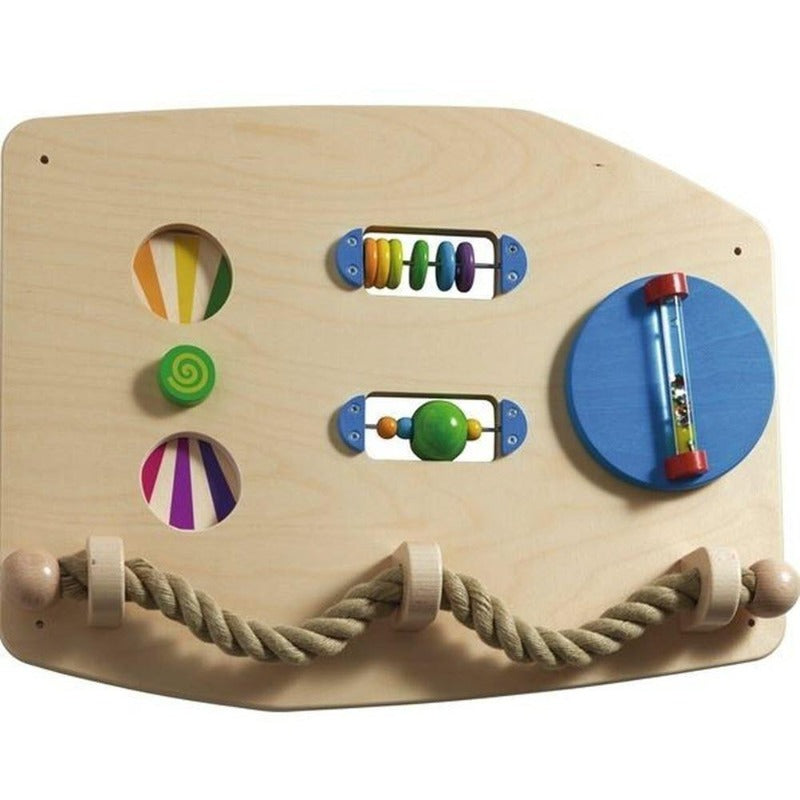 Motor Skills D Learning Wall Panel Toy - HABA 056892