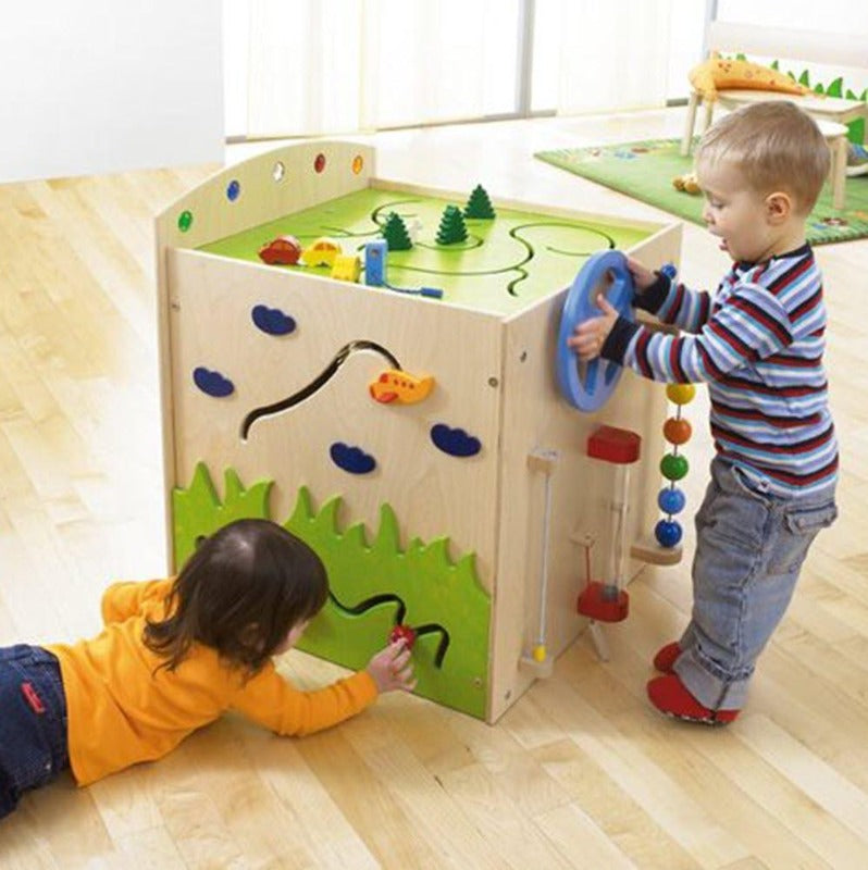 Multi Learning Cube by HABA