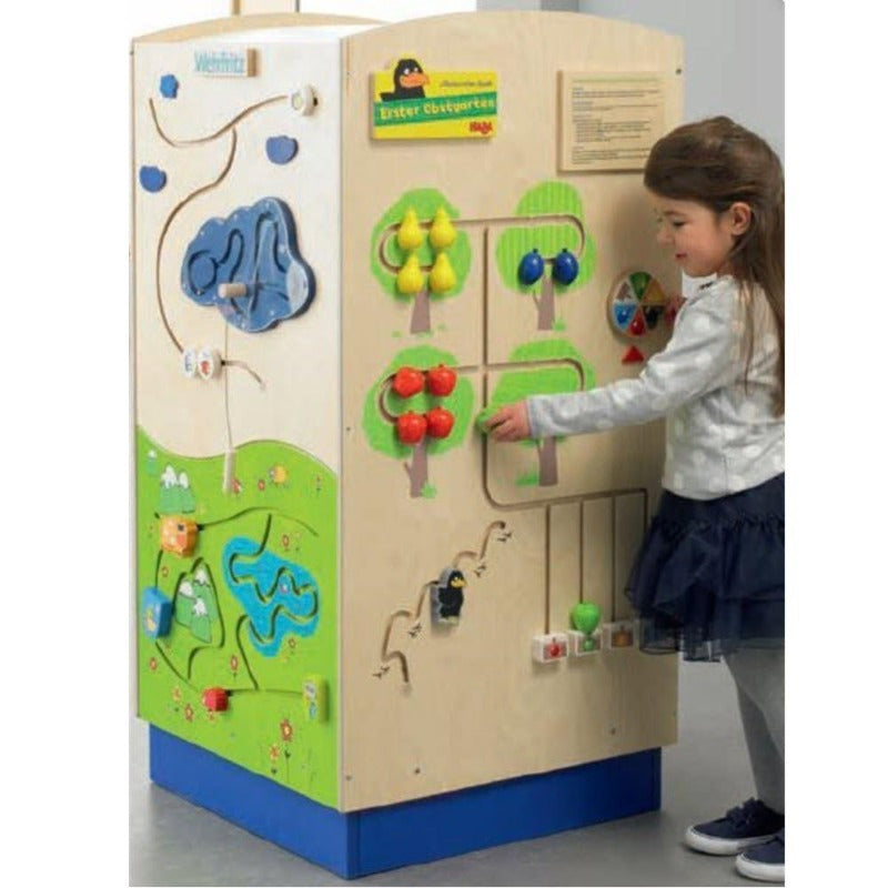 Multi-Play Tower Giant Activity Play Center