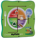 MyPlate MatchUp Wall Toy - Gressco 20-MYP-100