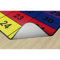 Number Blocks Rug