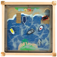 Ocean Theme Sand Children's Activity Table