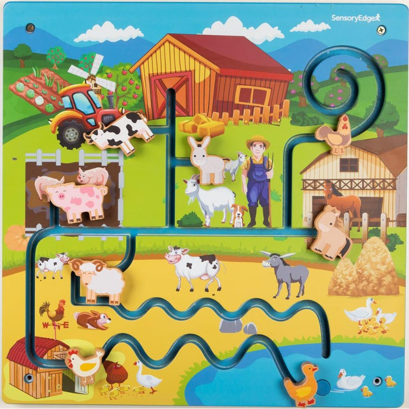 On The Farm Activity Wall Toy