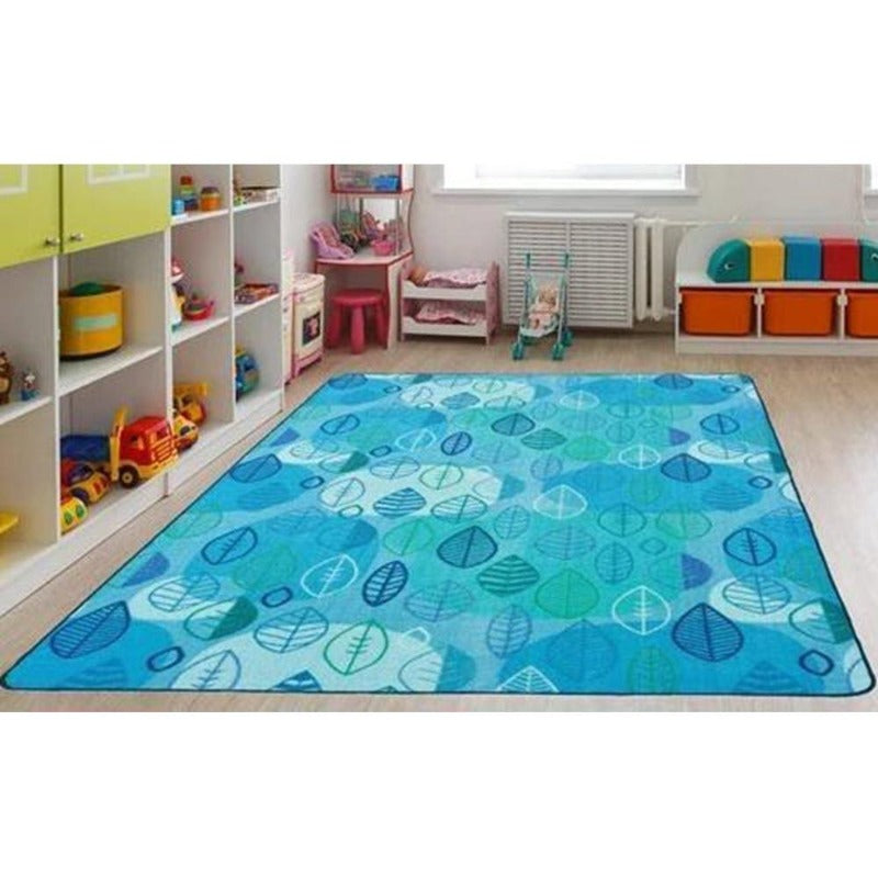 Peaceful Spaces Leaf Factory Second Rug