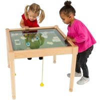 Play From The Bottom Activity Sand Table
