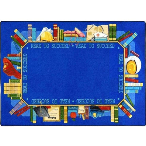 Read to Succeed Rug