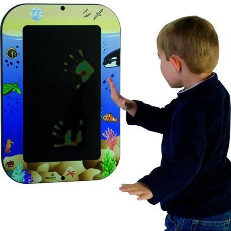 Seascape Magic Heat Sensitive Wall Toy - Gressco Playscapes 20MGC005