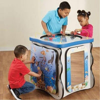 Seascape Island Activity Cube for Children