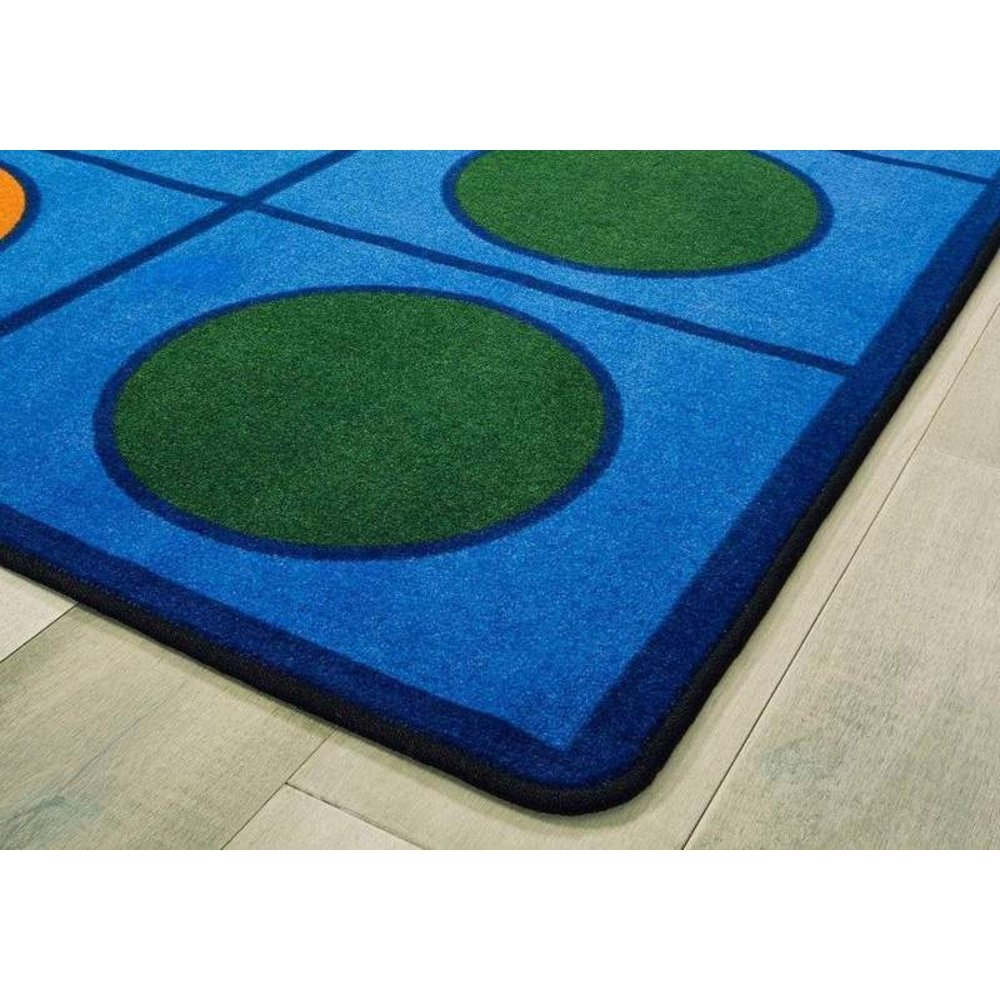 Seating Circles Factory Second Rug